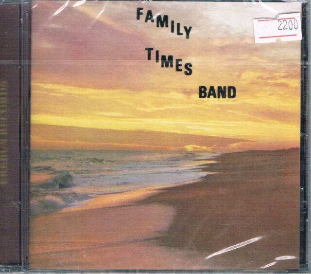"""Family Times Band: """"Family Times Band"""", Top CD, Neu & OVP"""