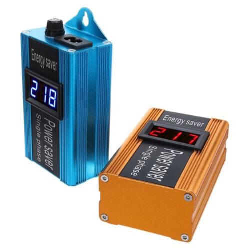 100KW 35/% LED Power Energy Saving Box Intelligent Saver Electricity Bill Killer