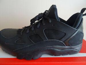 Détails sur Nike Huarache Run Low PRM (GS) Baskets 858669 006 UK 5 EU 38 US 5.5 Y Neuf + Boîte afficher le titre d'origine