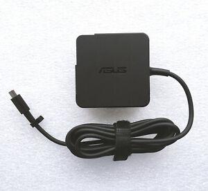 Original Asus ADP-45GW 19V 2.37A 45W USB-C AC Power Adapter