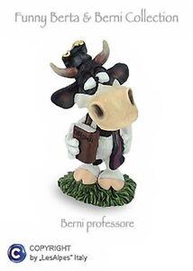 Toro-Berni-Les-Alpes-Funny-World-Collect-professore-Resin-014-81505-Bull