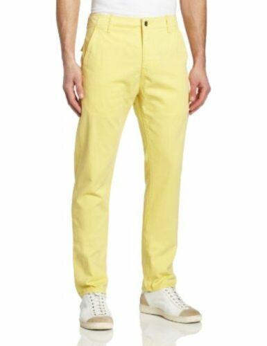 Details about  /LEVIS Levi/'s Men/'s Chino Twill Pant Lemon #0020