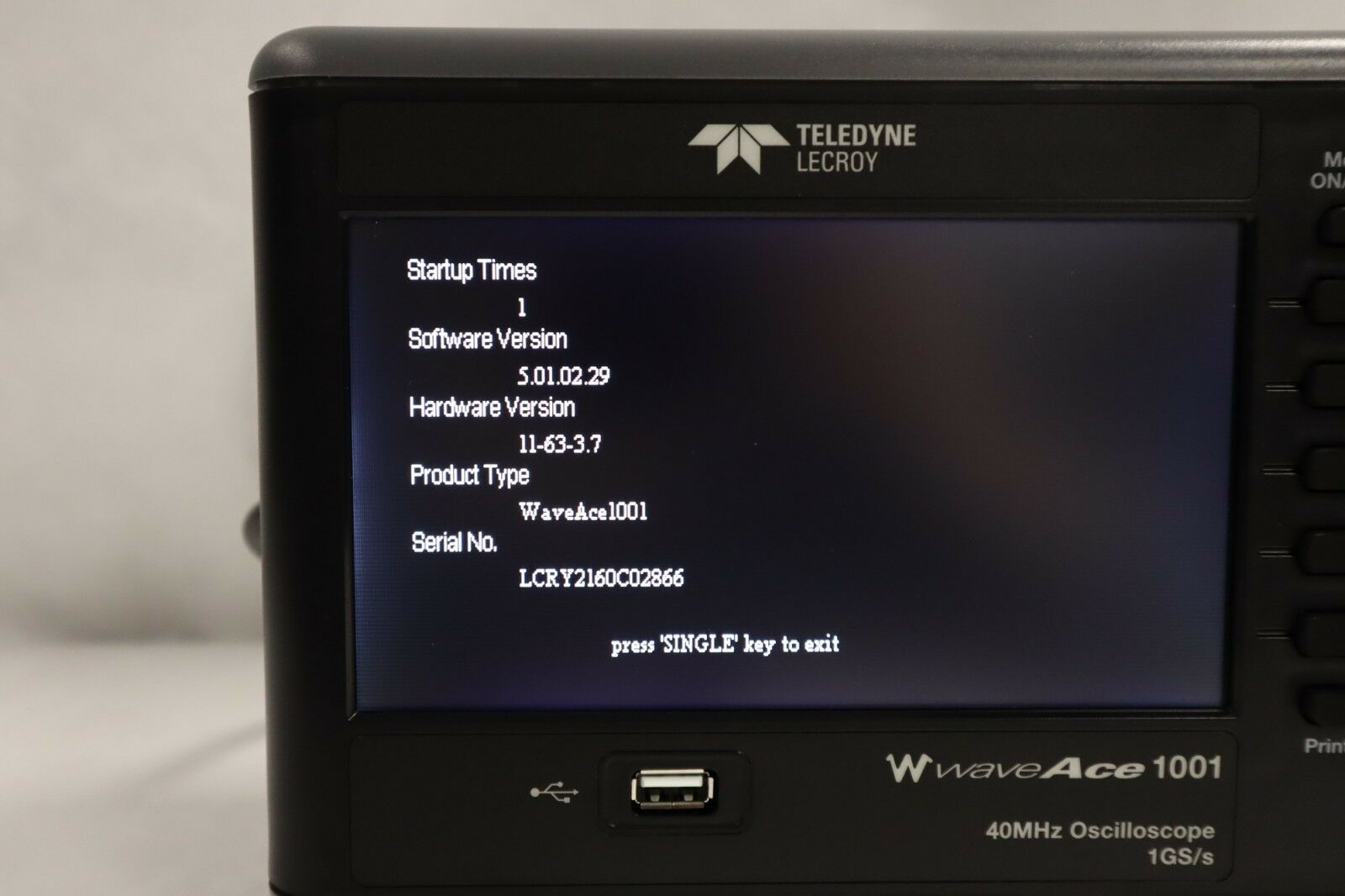 Teledyne LeCroy WaveAce 1001 Oscilloscope Driver Download (2019)