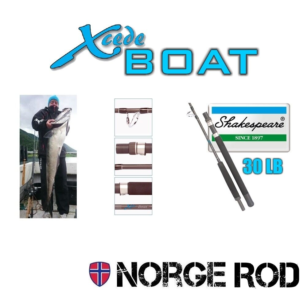 Mare Angel SHAKESPEARE XCEDE Boat 30lb CARBON