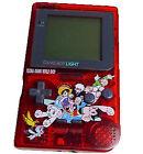 Game Boy Light Tezuka Osamu Limited Edition Red Handheld System