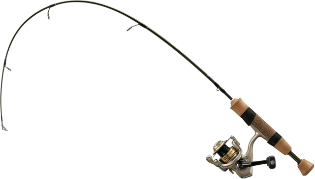 Microtec Walleye Ice Fishing Spinning Combo 13 FISHING
