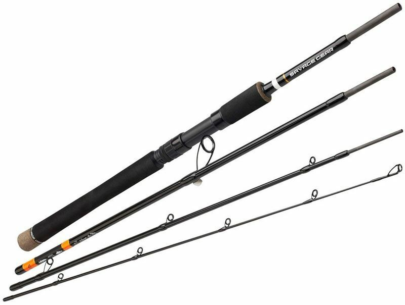 Savage Gear MPP2 Spin Rod 9ft 5-20g Multi Purpose Purpose Purpose PROTator 2 Lure Rod 532256
