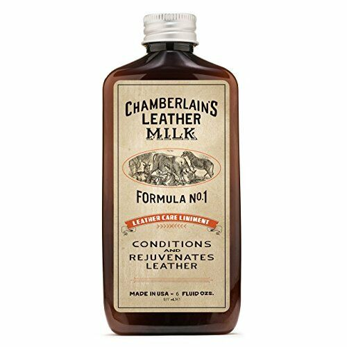 1Limpiador /& Acondicionador Acondicionador de leche de cuero Chamberlain-linimento no