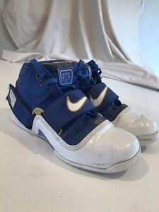 474bd116ffa90 Men s Nike Lebron Zoom Soldier Dunkman 2007 Basketball Shoes 316643 ...