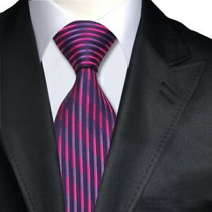 DN-246 Men's 100% Jacquard Woven Silk Ties Necktie Free Shipping! Clearance Sale