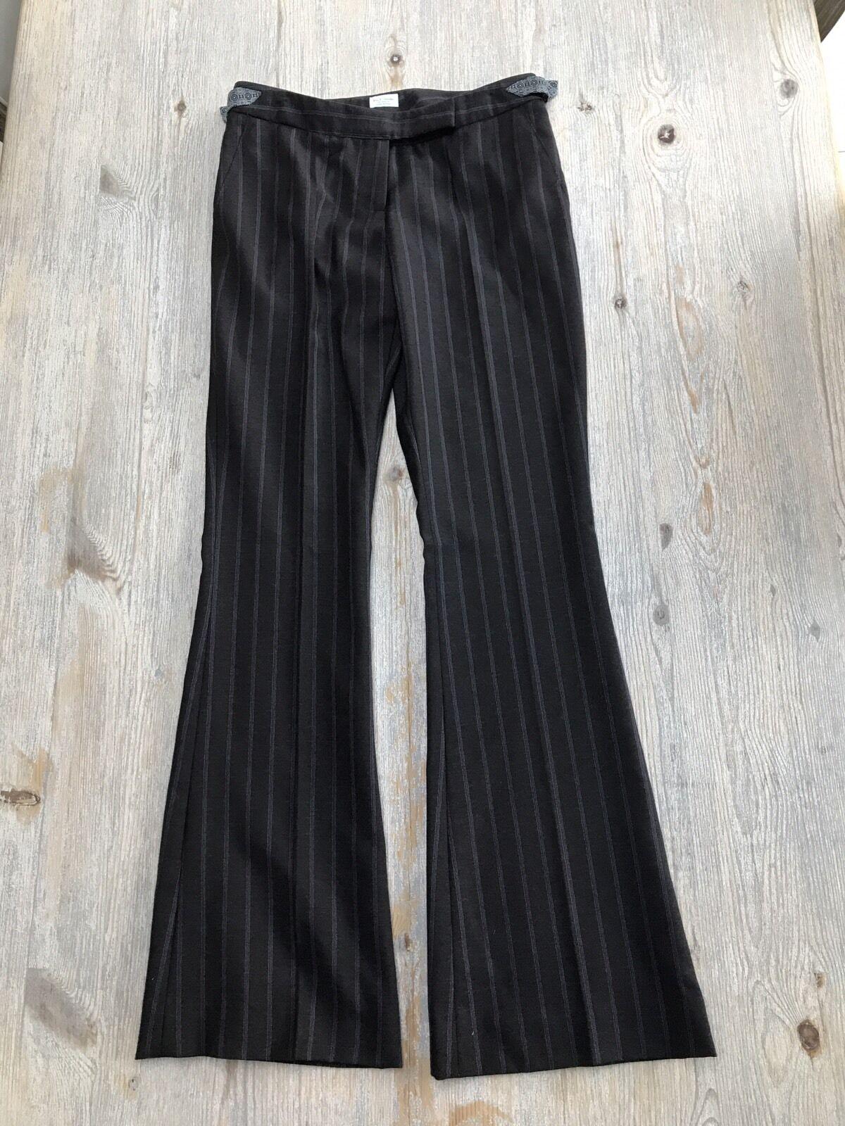PAUL SMITH WOMEN WOOL PANTS, Size IT40  UK8