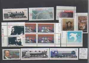 Canada Posten Sondermarken aus 1985-1986 postfrisch
