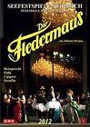 Johann Strauss II Die FLEDERMAUS 4035122180190 DVD Region 1