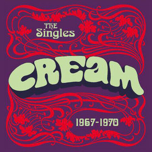 "Cream - 7"" Singles Box Set [New Vinyl] Boxed Set"