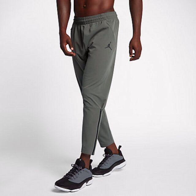 a8879cfb2bb3 Men Nike Air Jordan 23 Tech Shield Training Pants 872124 018 River Rock S