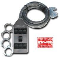 Avs Billet Brass Knuckle 7-switch Box Series (rocker)