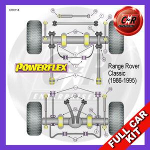 BS004 Powerflex Bumpstops Bush Kit