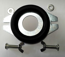Close Couple Kit For Toilet Cistern With Flat Plate. Rubber washer