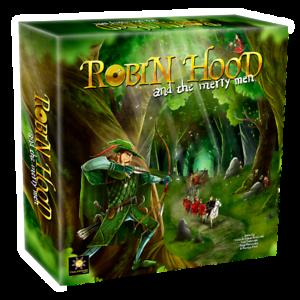 Robin Hood et les joyeux hommes - Kickstarter Deluxe Edition