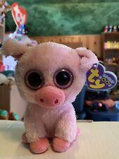 1b93ff075a4 item 7 Ty CORKY -Pink Soft Plush Pig 6