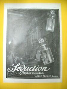 Publicite-de-Prensa-Gelle-Hermanos-Parfum-Mondain-Seduction-1912