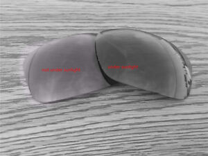 8adb9253c08 Image is loading Transition-Photochromic-Polarized-Replacement-Lenses-For- Oakley-Pulse