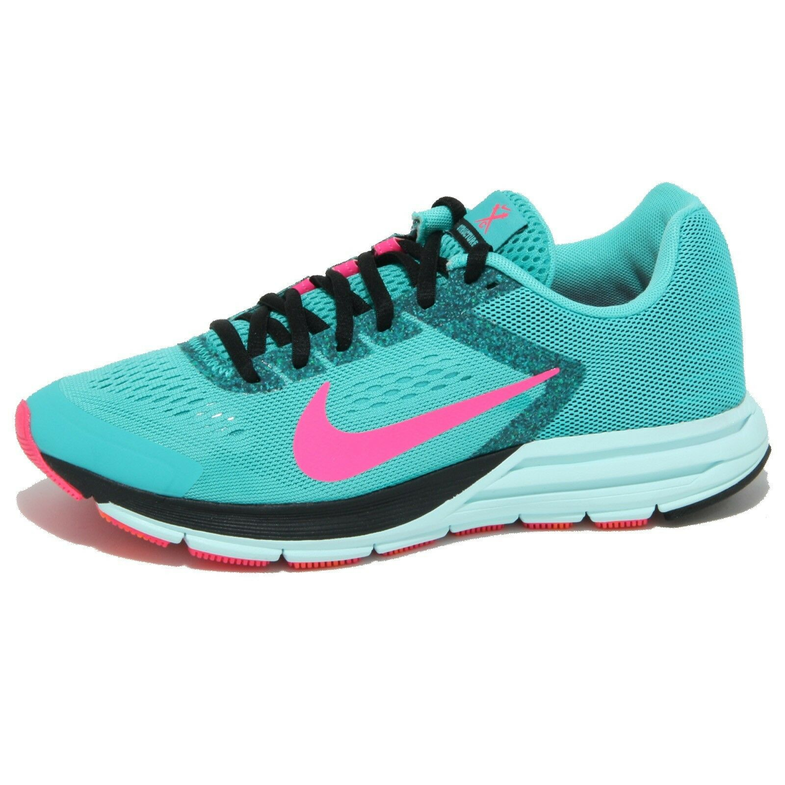 1234o Sneaker Nike Zoom Structure green shoes woman shoes women