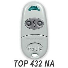 Telecomando radiocomando Came TOP432 NA TOP 432 SA 433,92 Mhz 2 tasti