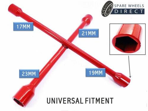 "Kit Jack GM21 2015-2019 Fiat 500 14/"" espacio Saver Rueda de Repuesto"