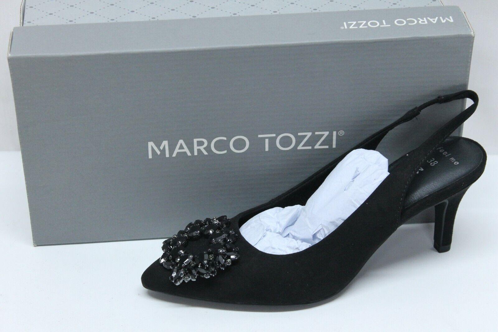 MARCO TOZZI Women's's 29611 Sling Back Sandals UK 5