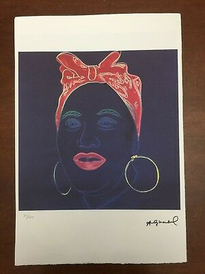 Art Honey Andy Warhol Lithographie 57 X 38 Arches Stempel Trocken Israel-schlösser An578 To Win A High Admiration And Is Widely Trusted At Home And Abroad.