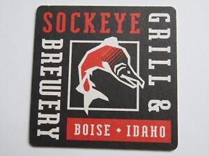 Bière Barre Dessous De Verre ~ Sockeye Brewing Co & Grill ~ Boise & Nampa ,idaho Grrohapc-08012356-119227914