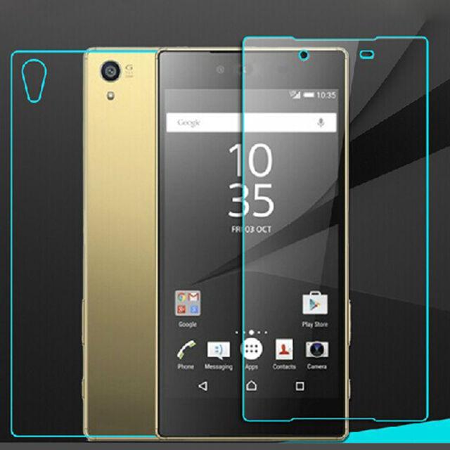 9H Sottile Proteggischermo In Vetro Temperato Per Sony Xperia Z5/Compact/Premium