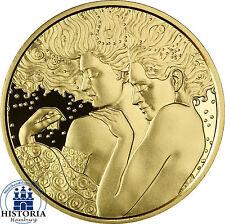 Österreich 50 Euro Gold 2017 PP Goldmünze Siegmund Freud