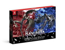 Bayonetta Climax Edition Nintendo Switch Japan Official IMPORT Limited Game Soft