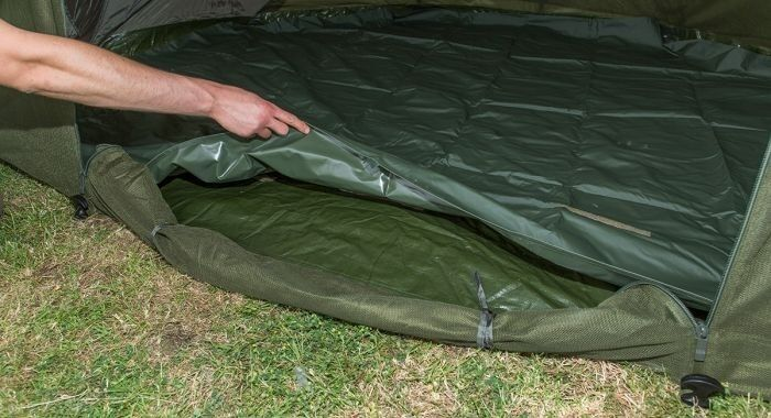 Nash Double  Top Extreme 2 Man Heavy Duty Groundsheet T1037 Bodenplane Zeltplane  factory direct sales