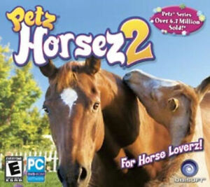 PETZ-HORSEZ-2-Raise-Horses-Train-Champions-and-Find-Adventure-NEW-Sealed-for-PC