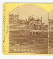 Wsa8695 Beaman Construction Main Building 1876 Centennial Expo D