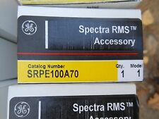 GE Spectra RMS SRPE100A70 70 Amp Rating Plug NEW