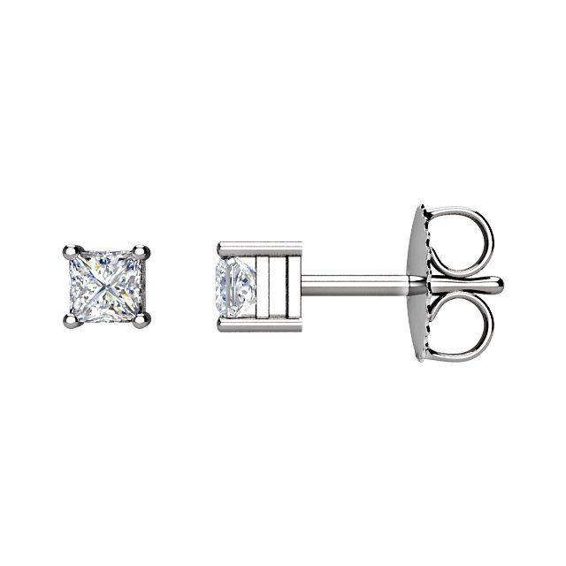 Trauringe Eheringe Aus 333 Gold Weißgold Mit Diamant & Gratis Gravur A19100615 Jewelry & Accessories