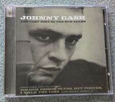 Johnny Cash - The Very Best Of The Sun Years - Original CD Issue for the UK