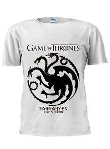 Game-OF-Thrones-T-Shirt-Targaryen-Khaleesi-Dragon-Men-Women-Unisex-Tshirt-M201