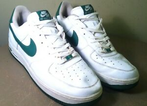 newest 99690 d6032 Image is loading Nike-Air-Force-039-06-XXV-WHITE-GREEN-