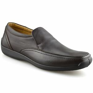 Mens-New-Leather-Casual-Slip-On-Walking-Loafers-Moccasin-Driving-Boat-Shoes-Size