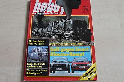 Hobby 22/1980 Dauerhaft Im Einsatz Honda Cb 750 Vs Suzuki Gsx 750 Modestil 163789