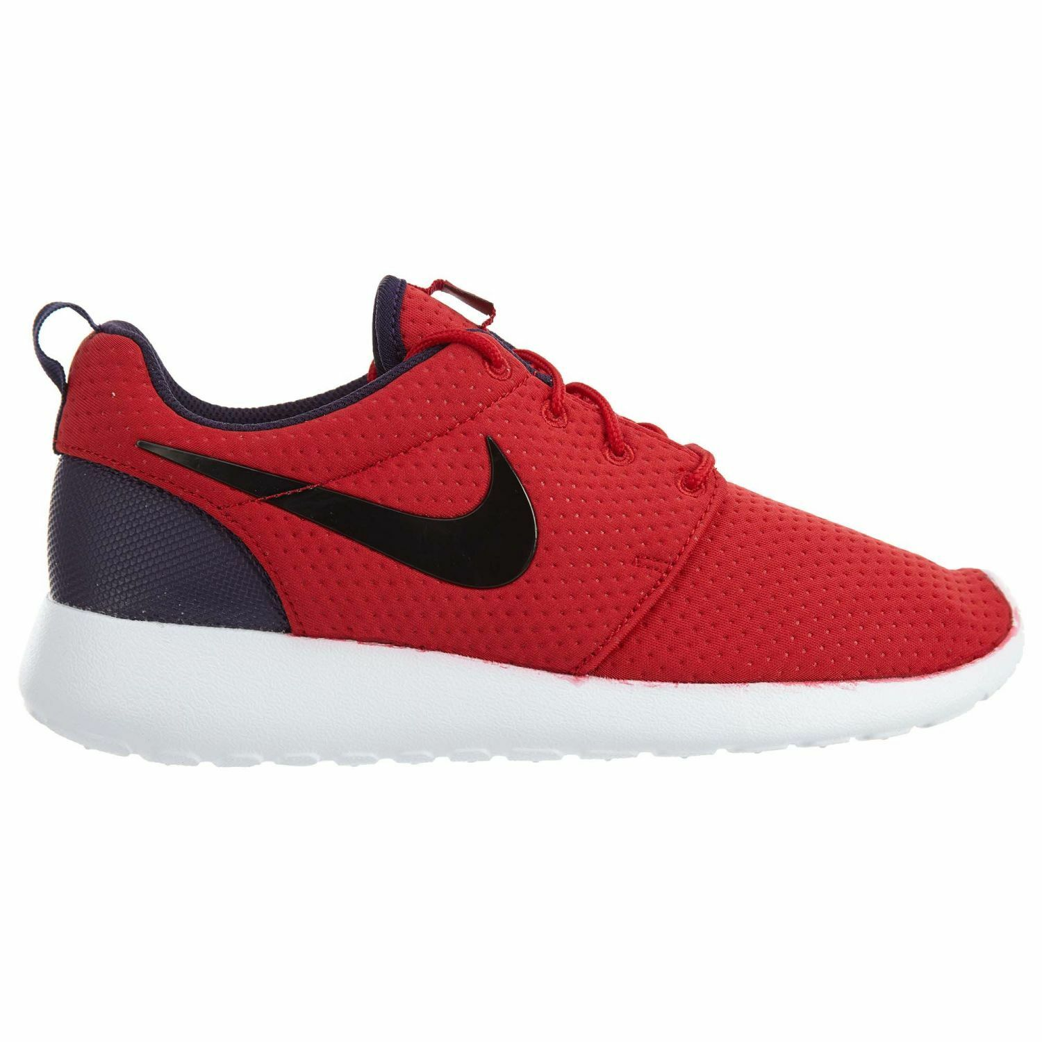 Nike Roshe One SE Mens 844687-600 Gym Red Purple Dynasty Running shoes Size 8.5