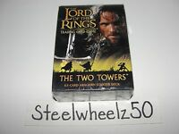 Decipher Lord of the Rings Card Game Theme Starter Deck Two Towers Aragorn Toys
