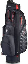 Bennington Cartbag QO 9 Lite Farbe: Black/Red Neu!
