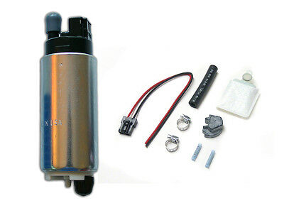 255LPH In-Tank Electric Fuel Pump High Performance Plus Parts Kit Fits GM