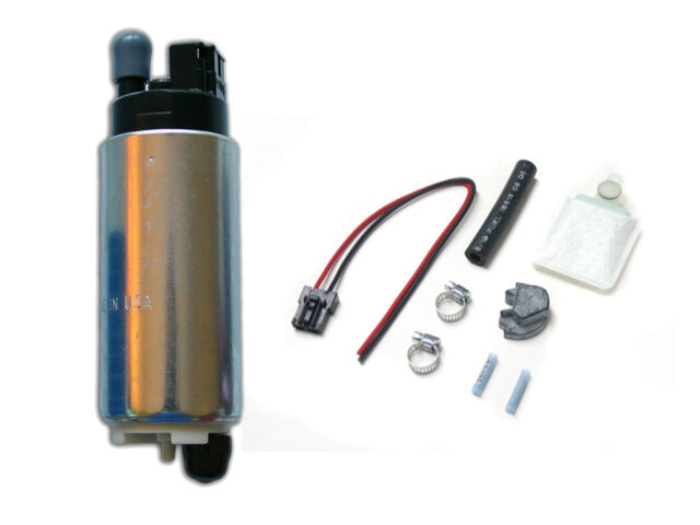 WALBRO Fuel Pump Honda Prelude Civic Acura Legend 255LPH w// Install Kit 400-865